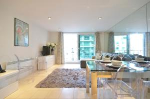 Apartamento Uber London Riverside, Londres