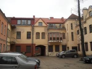 Old Town Big Luxury Apartment