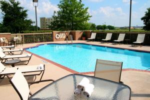 Hampton Inn & Suites North Fort Worth-Alliance Airport, Отели  Roanoke - big - 23