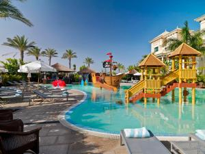 Red Level for Families at Gran Melia Tenerife