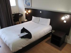 Top Motel, Hotely  Istres - big - 7