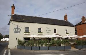 The Crown Inn in East Rudham, Norfolk, England