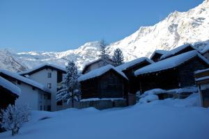 Alpenhof, Appartamenti  Saas-Fee - big - 7