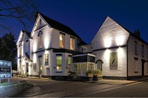 The Thomas Paine Hotel in Thetford, Norfolk, England