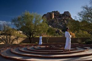 The Boulders Resort & Spa, Curio Collection by Hilton, Resorts  Scottsdale - big - 29