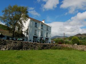Brook House Inn in Eskdale, Cumbria, England