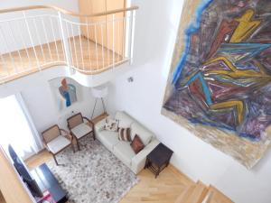 Two-Bedroom Duplex Apartment 22