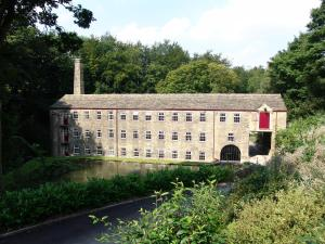Hewenden Mill Apartments in Haworth, West Yorkshire, England