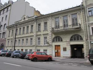 Photo of Bolshaya Morskaya 33