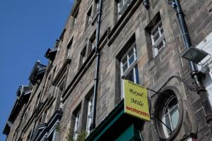 Royal Mile Backpackers, Hostely  Edinburgh - big - 2