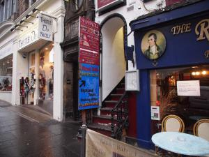 Royal Mile Backpackers, Hostels  Edinburgh - big - 10