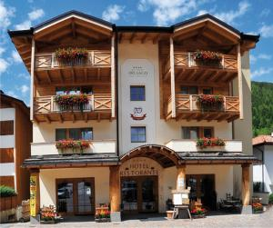 Bio Hotel Brusago Vital & Wellness Bedollo - Pensionhotel - Hotely