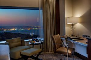 Twin Executive Bosphorus View with Executive Lounge Access