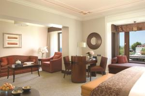 Four Seasons Junior Suite mit Kingsize-Bett