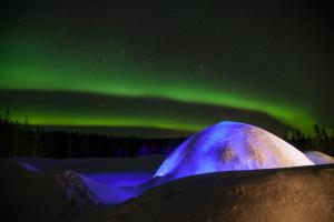 Arctic SnowHotel & Glass Igloos (13 of 33)