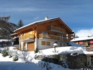 Barry's Chalet - La Tzoumaz - Exterior - Winter