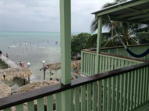Oceanfront Apartment Caye Caulker