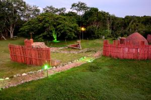 Double Room with Temazcal Experience and Pool View
