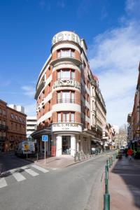 Hotel Ours Blanc - Wilson Toulouse