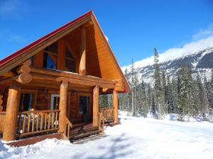 Photo of Kicking Horse River Chalets