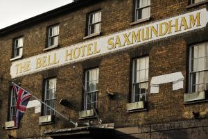 The Bell at Sax in Saxmundham, Suffolk, England