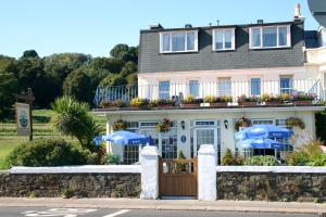 Au Caprice Guest House in Saint Aubin, Channel Islands, Channel Islands