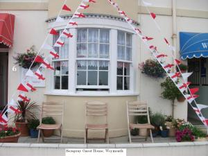 Seaspray Guest House in Weymouth, Dorset, England