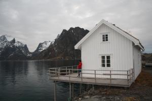 Toppøy Rorbuer