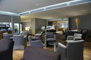 King Suite with Executive Lounge Access