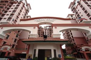 Kk City Stay@ Marina Condominium Resort Condominium