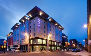 Novotel Glasgow Centre: hotels Glasgow - Pensionhotel - Hotels