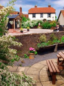 Homelye Farm Courtyards in Great Dunmow, Essex, England