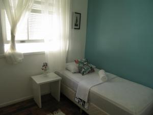 Single Room with Shared Bathroom