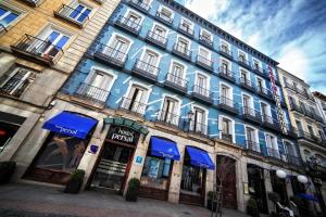 Bleibe Hostal Persal, Madrid