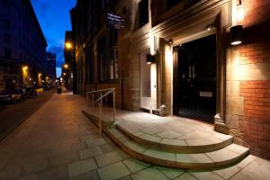 Heywood House Hotel: hotels Liverpool - Pensionhotel - Hotels