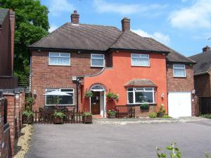Heron Lodge Guest House in Stratford-upon-Avon, Warwickshire, England