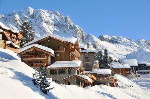 Hotel Carlina - La Plagne - Exterior - Winter