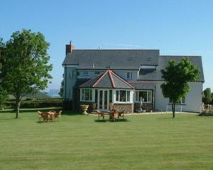 Higher Trevorrick Country House- Five Star Gold Award in Wadebridge, Cornwall, England