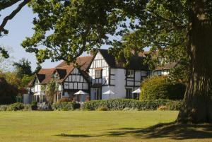 Ghyll Manor Country Hotel in Rusper, West Sussex, England