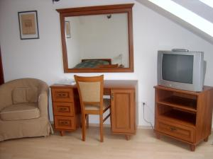 Twin Room with City View