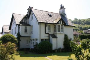 Longmead House in Lynton, Devon, England