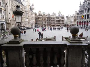 Résidence Le Quinze Grand Place Brussels Brusel - Pensionhotel - Hotely