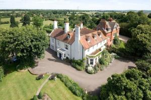 Wartling Place Country House in Herstmonceux, East Sussex, England