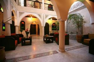 Bed and Breakfast Riad Balkisse, Marrakech