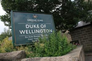 Duke Of Wellington - Residential Country Inn, Hostince  Matlock - big - 28