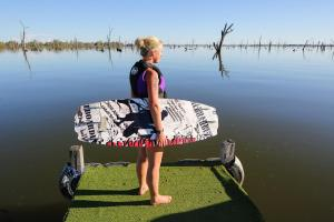 DC on the Lake, Holiday parks  Mulwala - big - 105