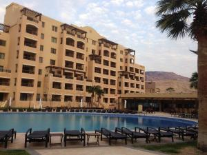 Dead Sea Apartment   Emaar Samarah Resort
