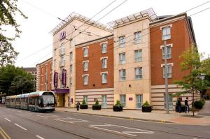 Premier Inn Nottingham Central (Goldsmith St)