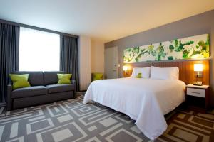 Junior Suite with Terrace and one king bed