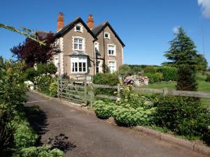 Langtry Country House in Watchet, Somerset, England